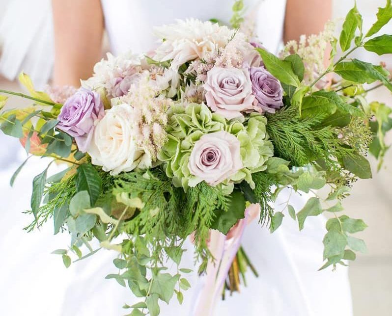 Weddings in London bridal bouquets