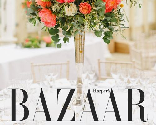 Harpers top 20 Wedding florists in London